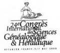 24e Congrès International de Sciences Généalogiques et Héraldiques